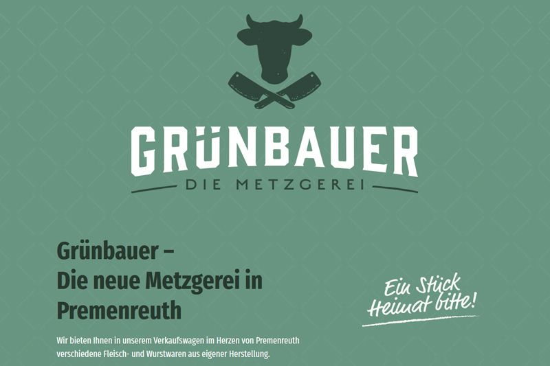 Metzgerei Grünbauer