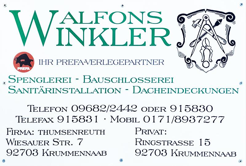 Spenglerei Winkler